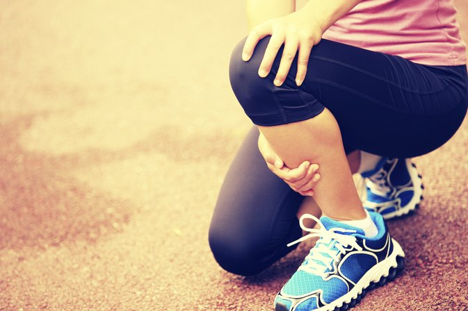 How to Lose Weight When You Have Knee Injuries