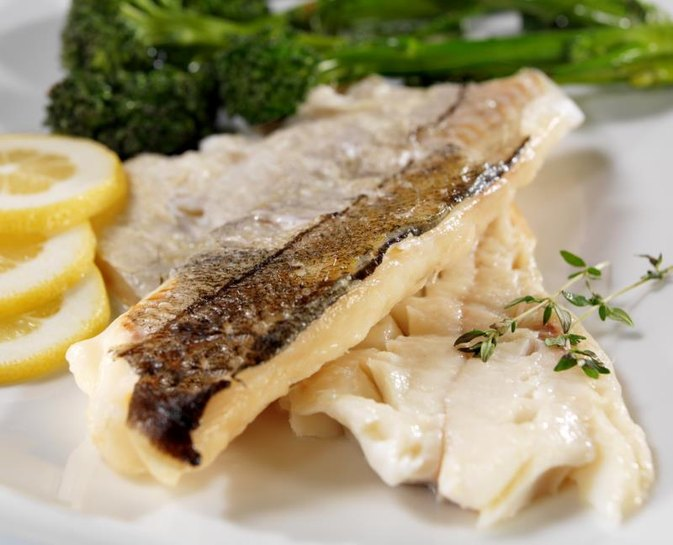 How to Fry Haddock in Olive Oil and Garlic