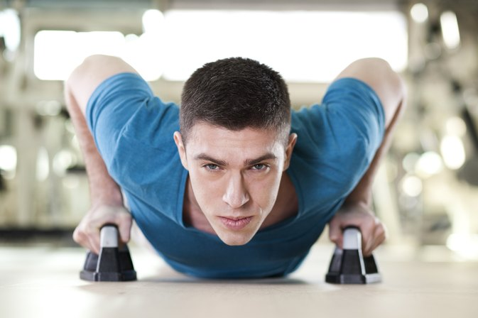 Why Use Push-Up Bars?