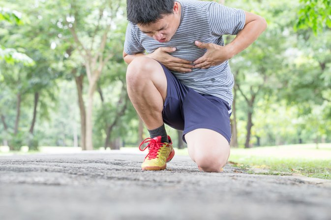 Why Does My Chest Feel Tight When I Run?