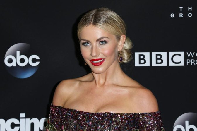 Julianne Hough Opens Up About Hiding Her Pain on DWTS