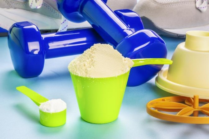 How to Lose Weight & Build Muscle With Creatine