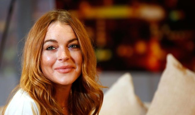 Lindsay Lohan Lost Half Her Finger and Here's How She Saved It
