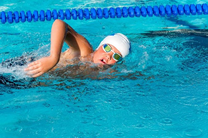 Is Swim Training a Good Cardio Workout?