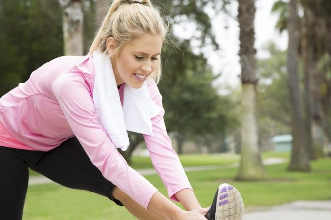 At Home Leg Exercises for Women With Blood Clots in the Legs