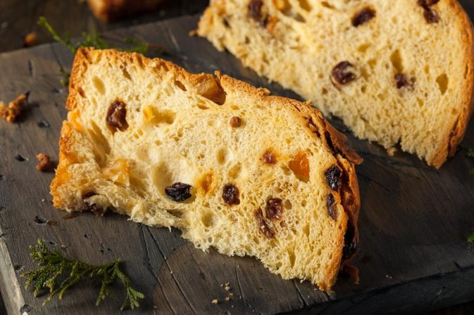 The Calories in Panettone