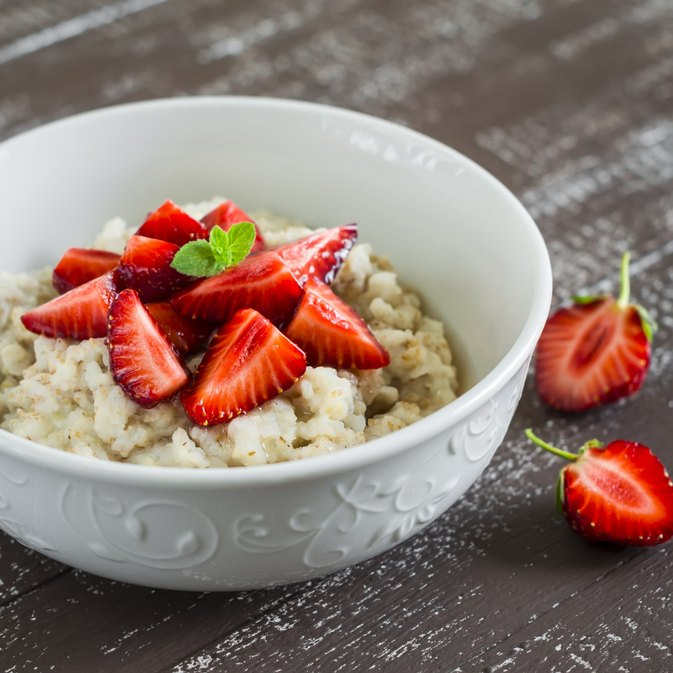 Oatmeal in a Low-Carb Diet