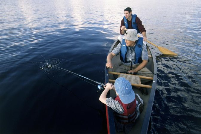 Pay fishing lakes in ohio livestrong com for Fishing lakes in ohio