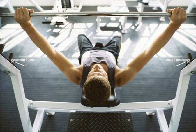 Gym Exercise Routines for Men