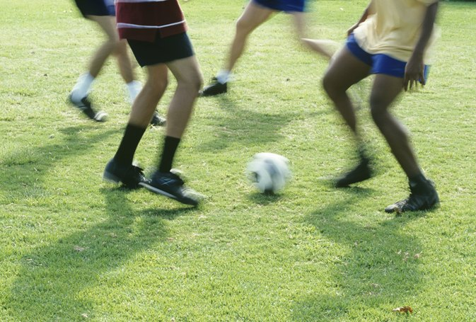 How to Breathe Properly While Running & Playing Soccer