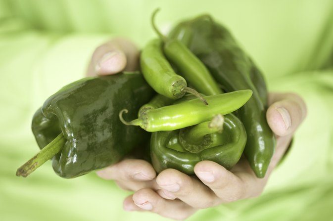 What Peppers Are Good for Lowering Cholesterol?