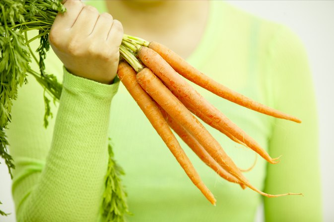 Benefits of Carrots for Infants
