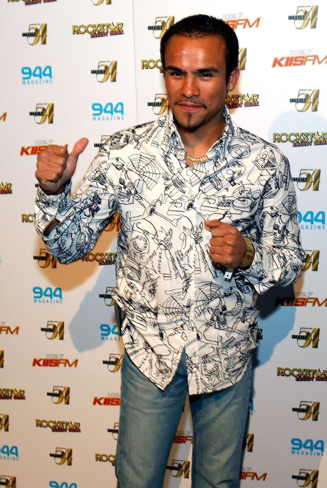 Juan Manuel Marquez: Best. Meal. Ever!