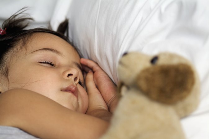 Does Lack of Sleep in Young Children Stunt Growth?