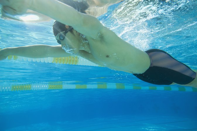Calories Burned by Swimming 1,000 Meters