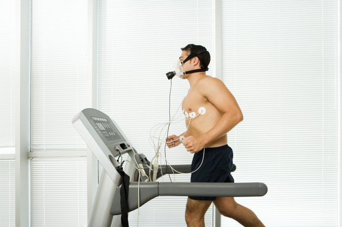 Submaximal Treadmill Test Protocol
