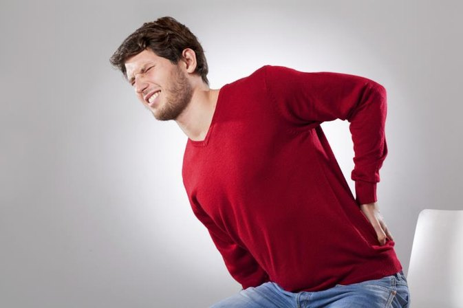 Symptoms of a Ruptured Lumbar Disc