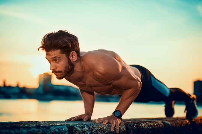 Push-Ups' Effect on Testosterone