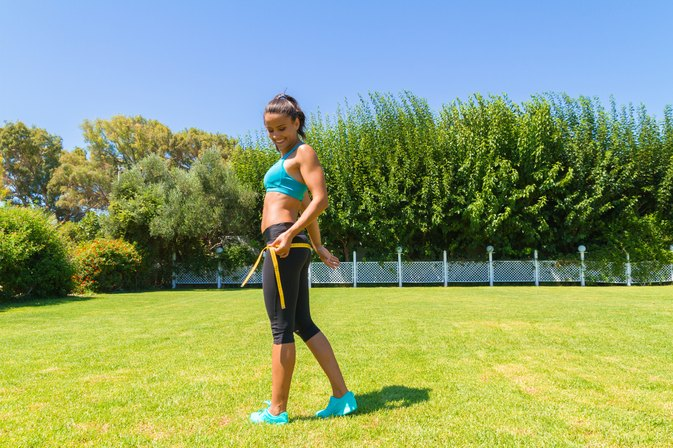 How to Gain Weight in Your Hips and Thighs for Skinny Girls