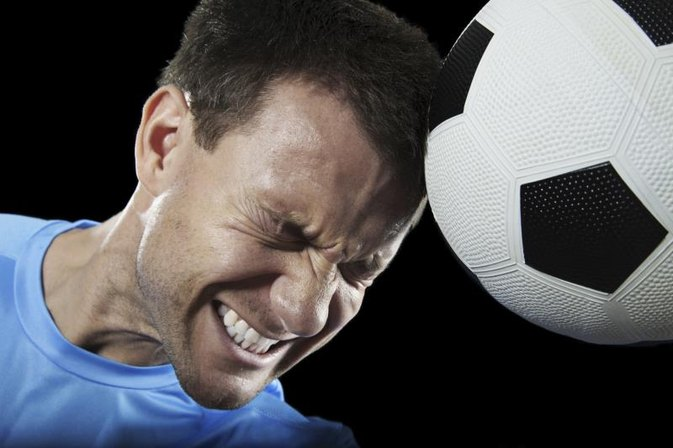 What Are the Dangers of Heading Soccer Balls?