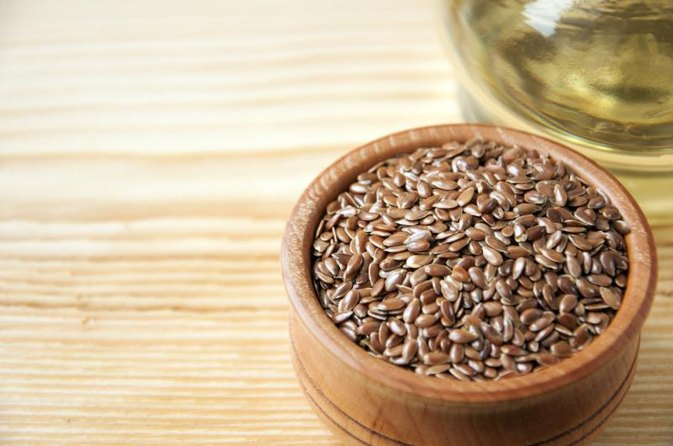 The Dosage of Ground Flaxseed