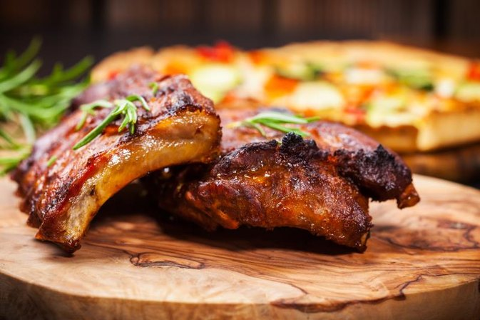 Are Spareribs a High-Fat Food?