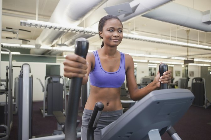 How to Use an Elliptical Machine Correctly