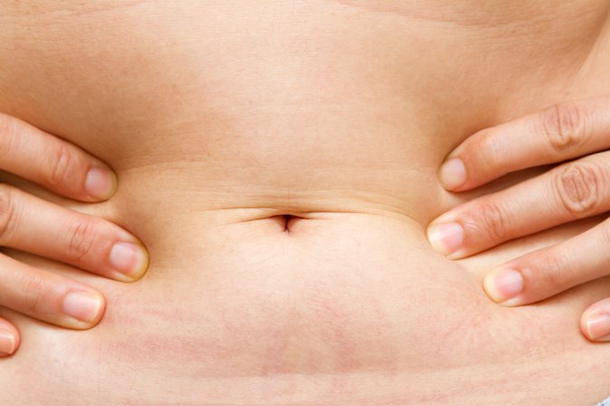 How to Flatten a Bloated Stomach