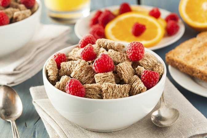 Shredded Wheat for Weight Loss