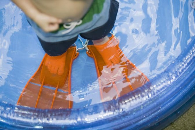 How to Keep Baby Pools Clean