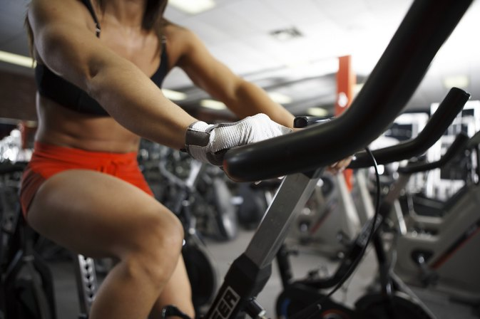 How Fast Will You Lose Weight With an Exercise Bike Workout?