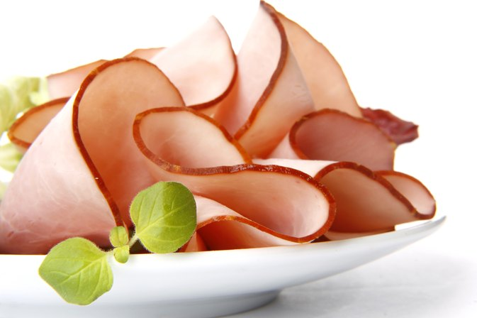 About How Many Calories Does 2 Ounces of Deli Ham Have?