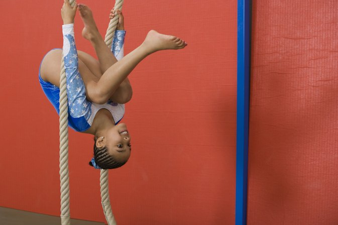 Why Is There an Age Limit for Gymnasts in the Olympics?