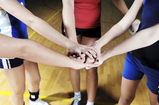 Volleyball Teambuilding Exercises