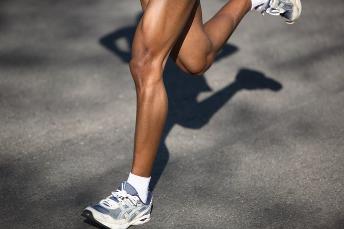Symptoms of a Torn Calf Muscle