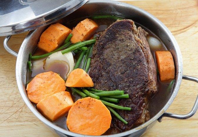 how to cook frozen pierogies in a crock pot