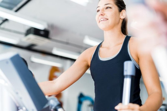 A High Intensity Elliptical Workout Equals How Many Weight Watchers Points?