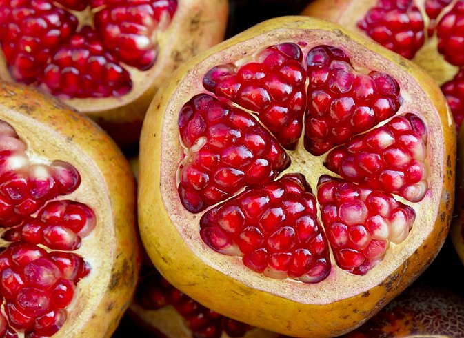 what is the pomegranate fruit good for livestrong com