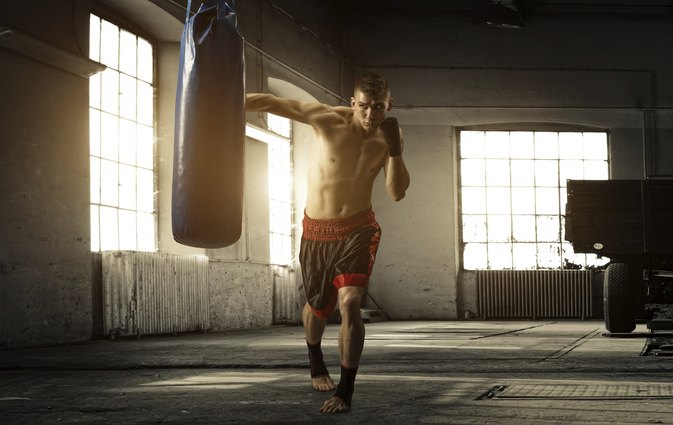 Heavy Bag Workout for Weight Loss