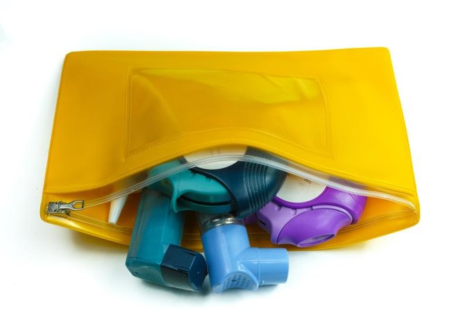 List of Asthma Inhalers, Ingredients and How They Work