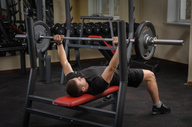 standard vs olympic weight bench livestrong com