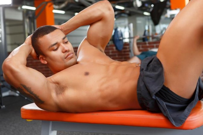 Upper Abdominal Exercises for Men