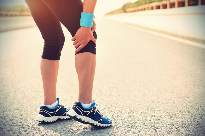Why Did My Knees Hurt When I Started Back in Running?