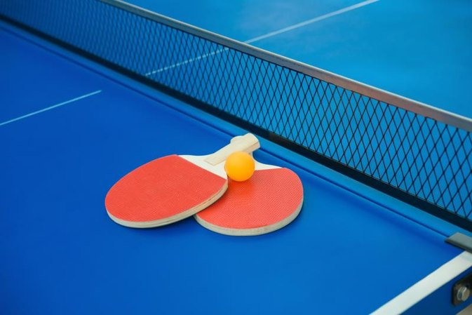 The Best Rated Table Tennis Paddle