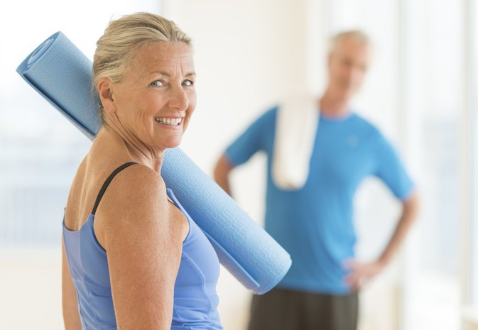 Exercises for Seniors With Lower Back Pain