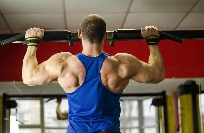 Do Pull-Ups Work Your Chest?