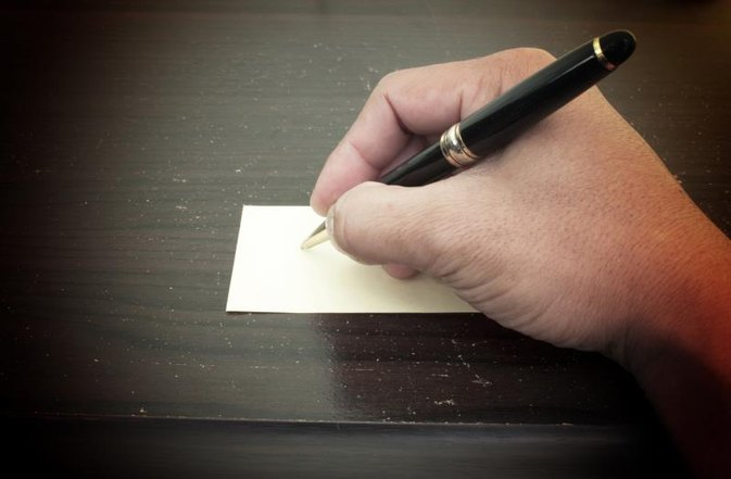How to Retrain Handwriting After a Stroke