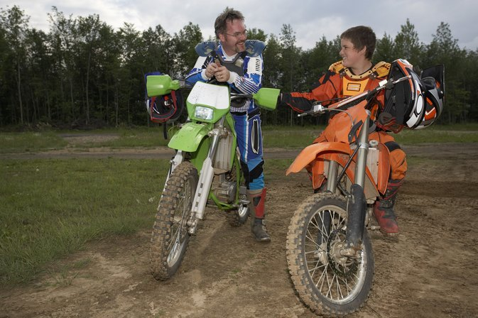 The Best Dirt Bikes for a New Teen Rider