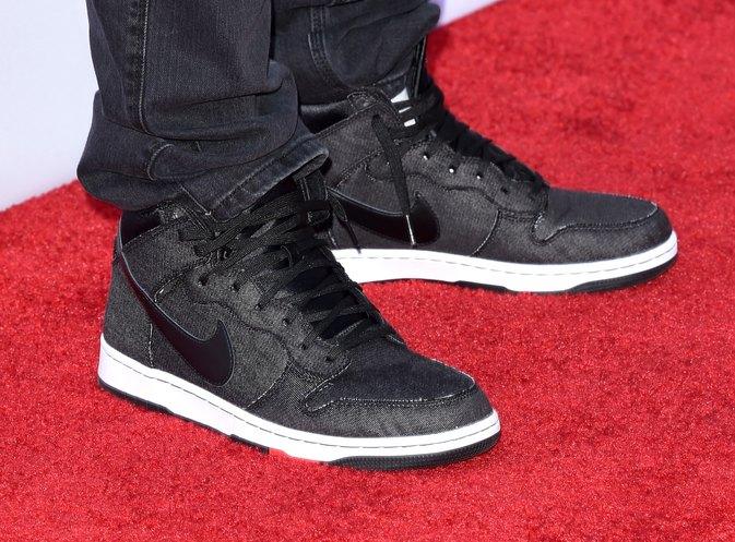 Nike Air Force 1 Mid Junior Black