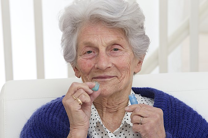 Homeopathic Remedies for Senile Dementia